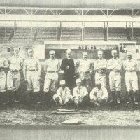 The First New England Team to Win a World Series is . .