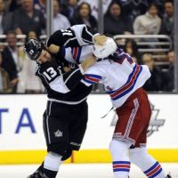 KINGS-RANGERS RENEW LA-GOTHAM RIVALRY