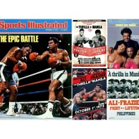Oct 1-1975: The Greatest Rivalry in Boxing History Culminates with a Thrilla