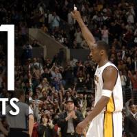 Jan-22, 2006:  Kobe Scores 81