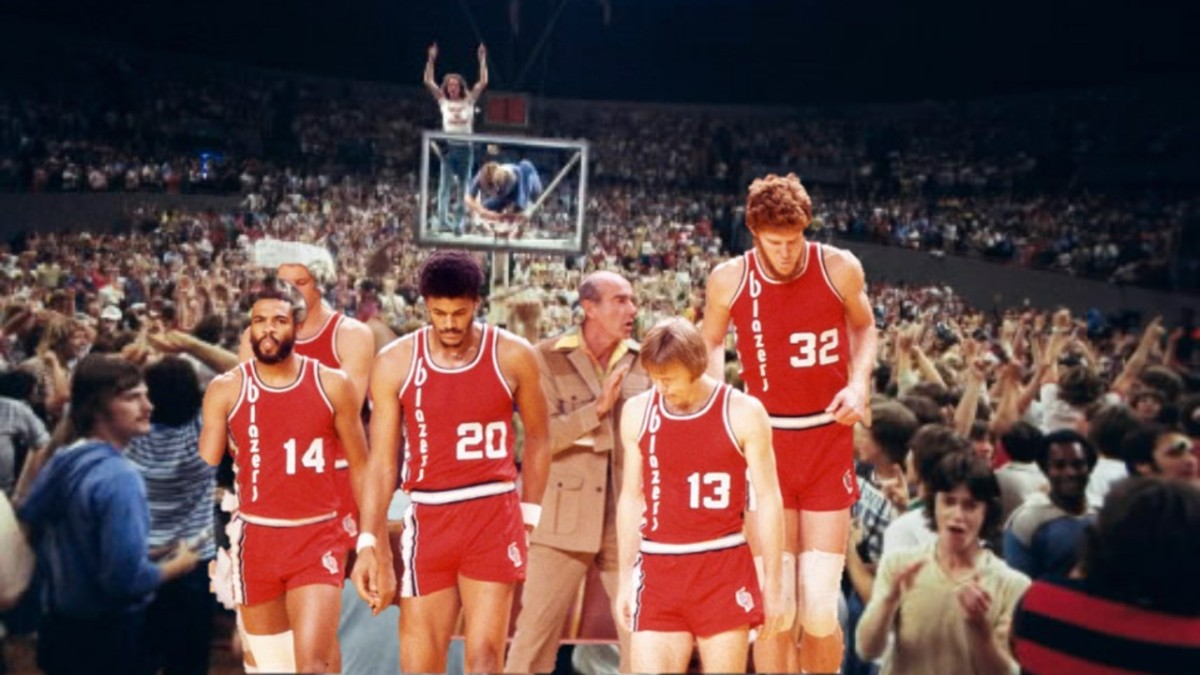 June-5-1977: Blazermania Reigns Supreme