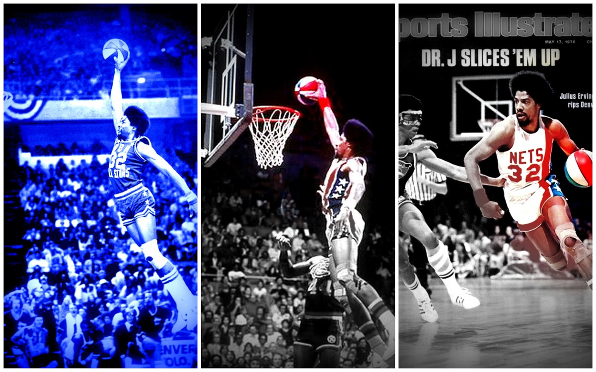 May-13-1976 Dr. J Rallies Nets to Win Last ABA Championship