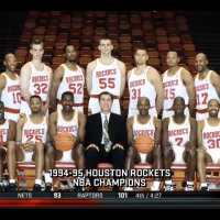 Champions:  The Houston Rockets Dynasty 20 Years Later