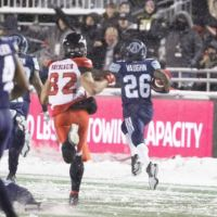 Toronto Argonauts Win CFL Grey Cup Thriller in Snow