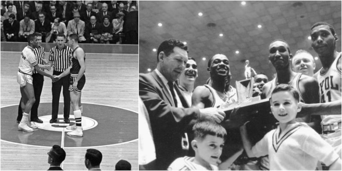 Loyola Ramblers - The Team That Changed College Basketball
