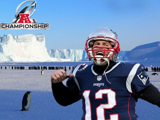 Patriots-Chiefs to Play in Arctic Bowl