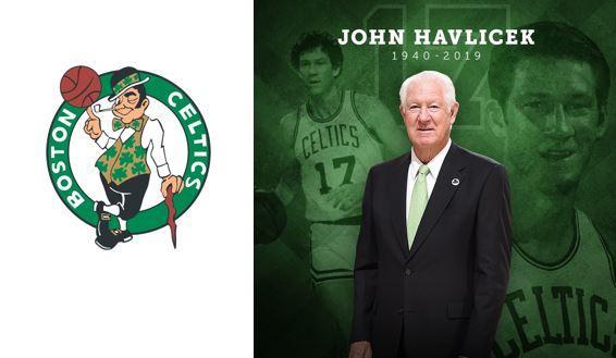 John Havlicek, Celtic Legend (1940-2019)