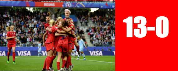 A Record-Breaking Win for the USWNT