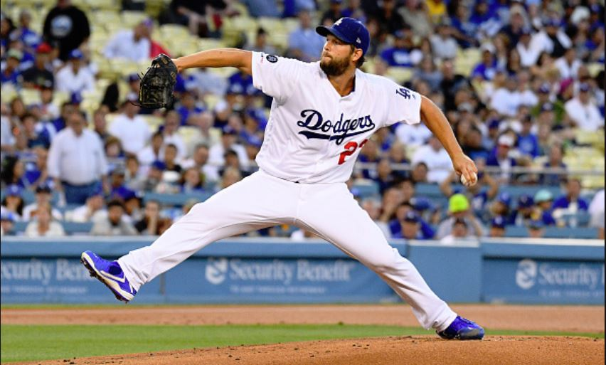 Kershaw Surpasses Koufax, But Not His Shadow