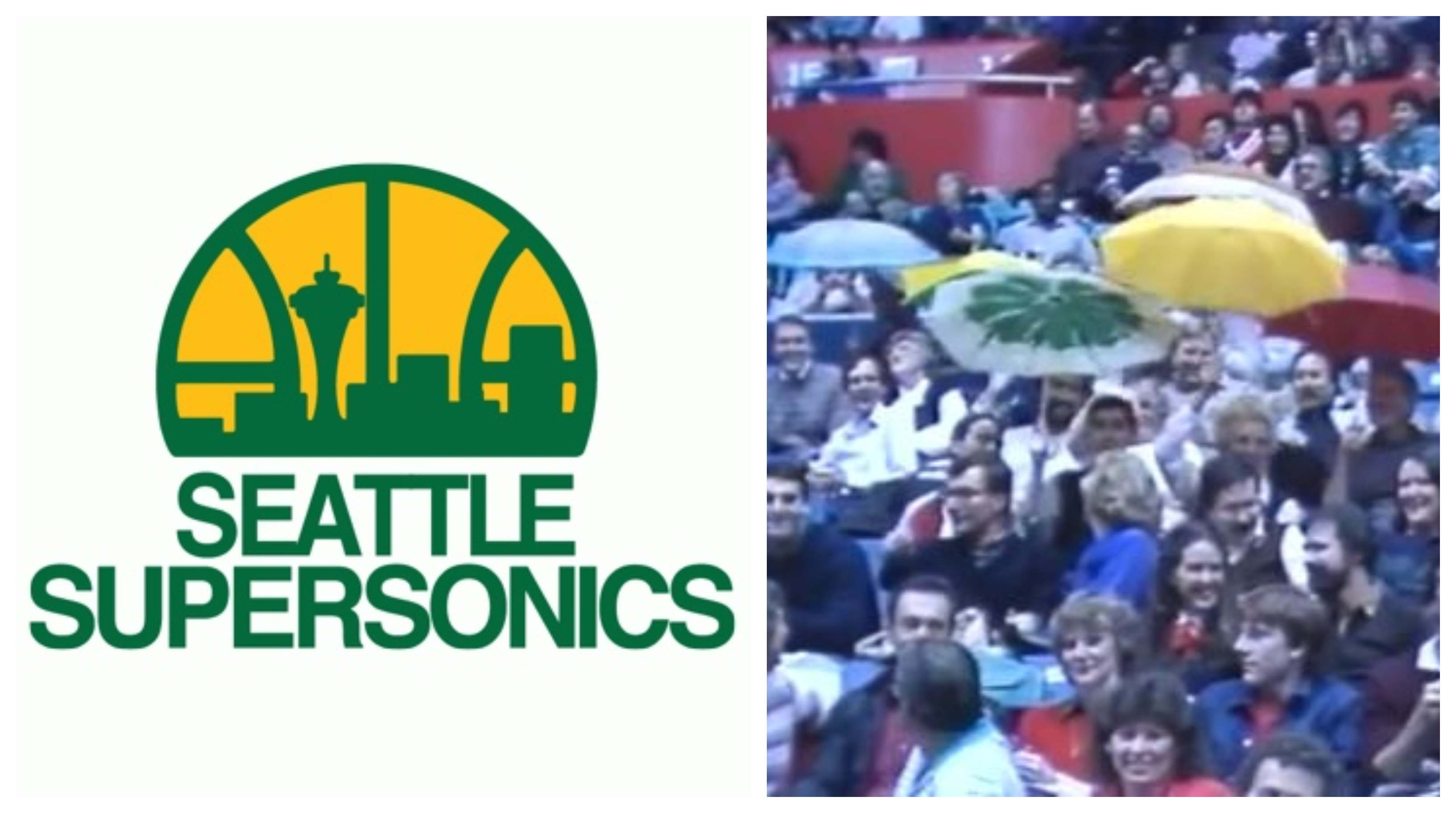 Jan-5-1986: Seattle Supersonics Have a Rain Delay