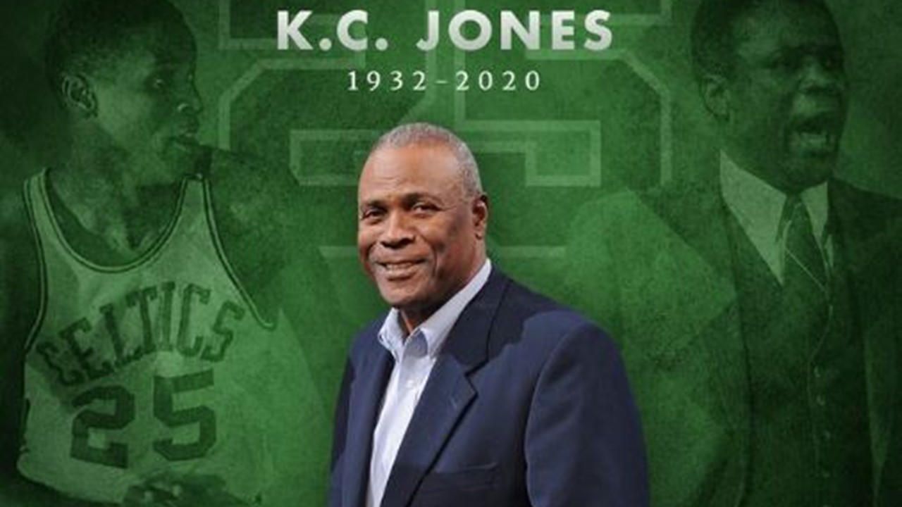 K.C. Jones, Celtics Legend (1932-2020)