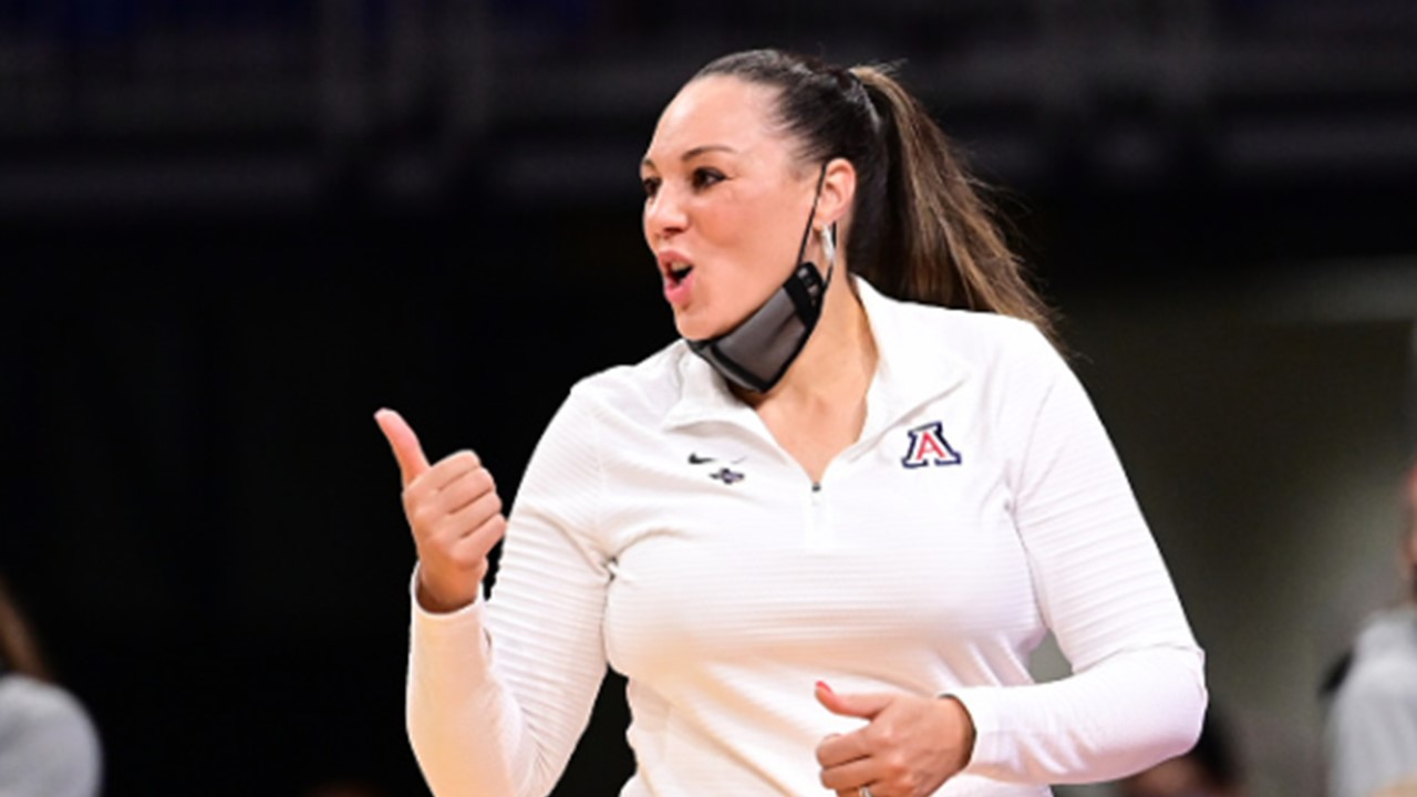 Five Amazing Facts About Arizona Coach Aida Barnes
