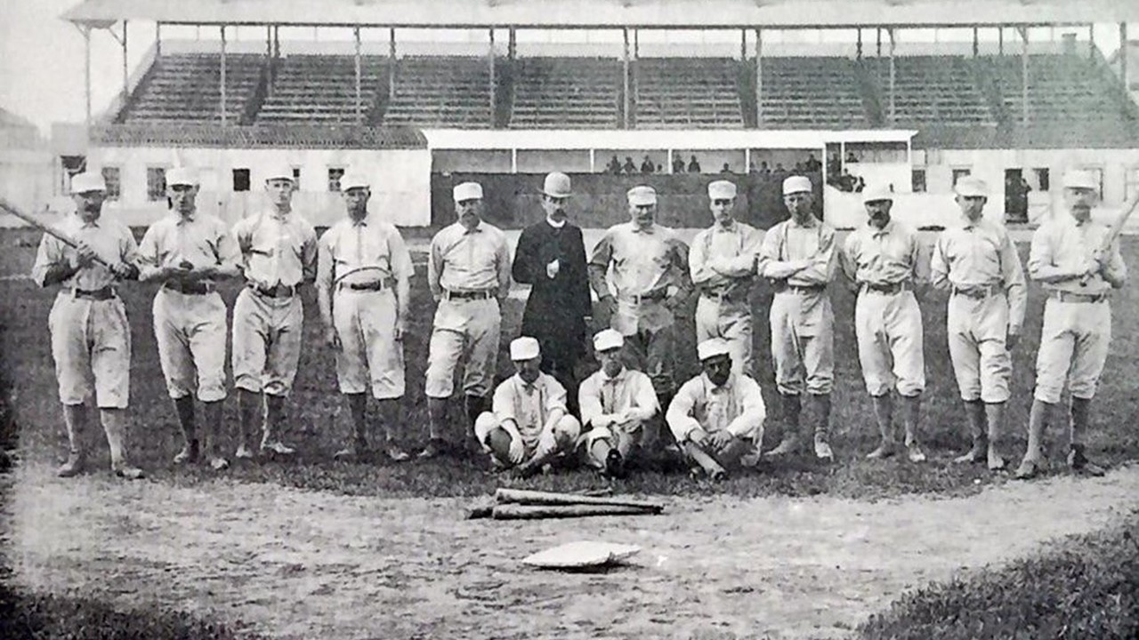 Aug-7-1884: Providence Grays Takeover First Place, Begin 20-Game Win Streak En Route to World Series