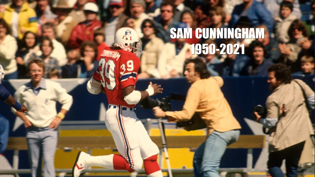 """RIP Sam """"Bam"""" Cunningham"""